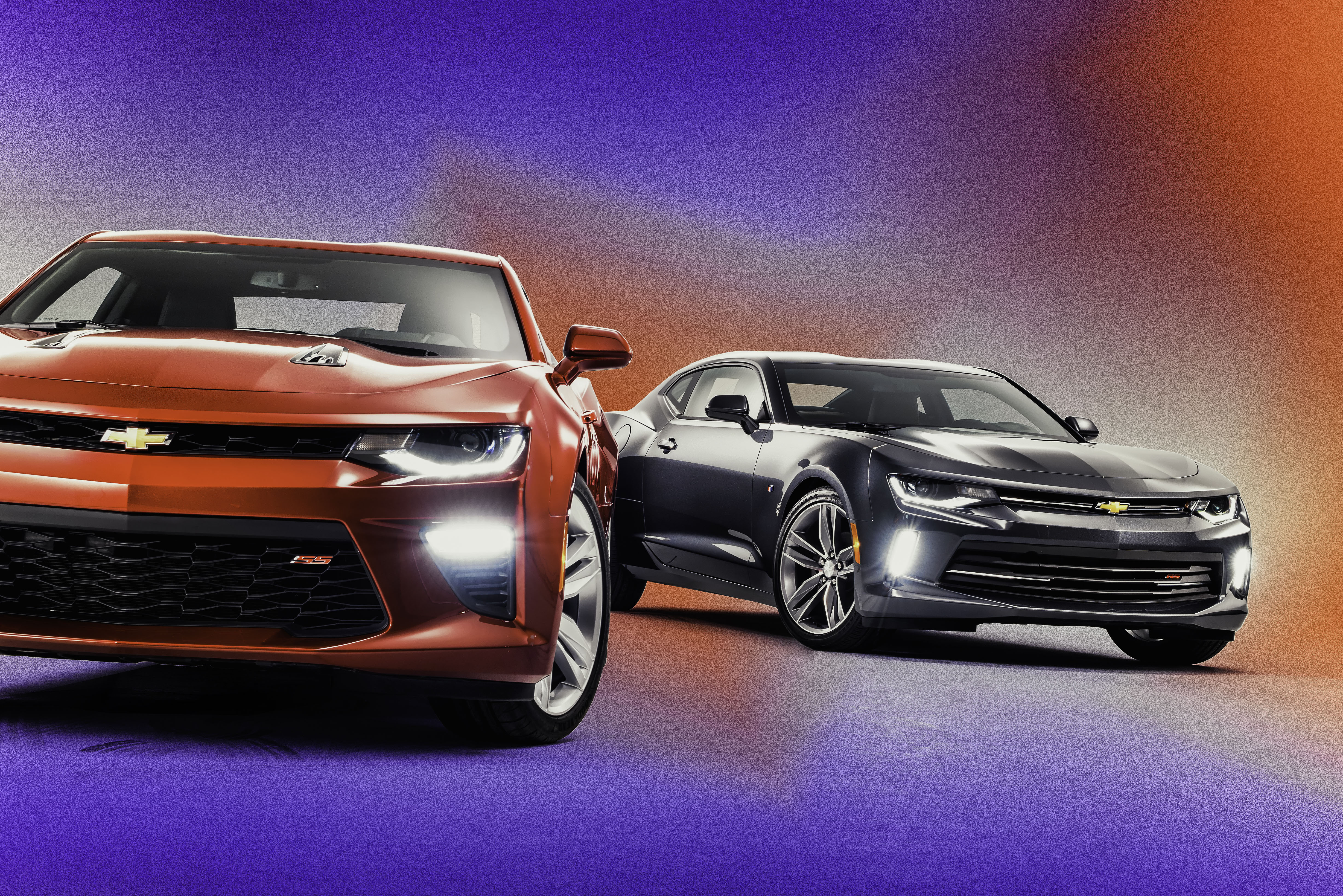 2016 chevrolet camaro ss and rs exclusive photos