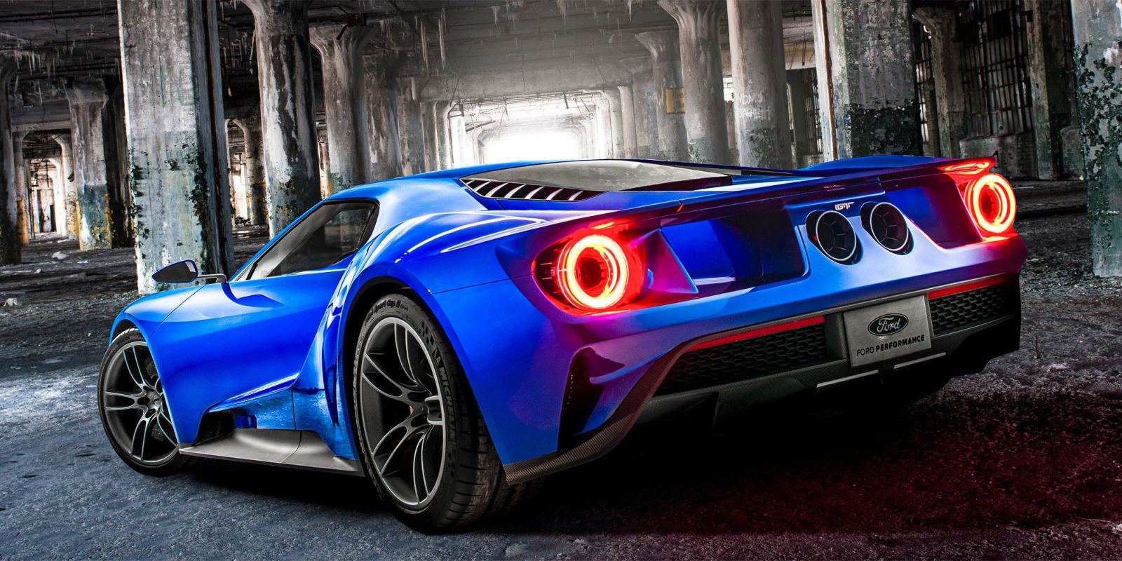 Just 100 2017 Ford Gts Coming To U S