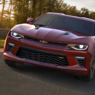 2016 Chevrolet Camaro SS and RS - Exclusive Photos