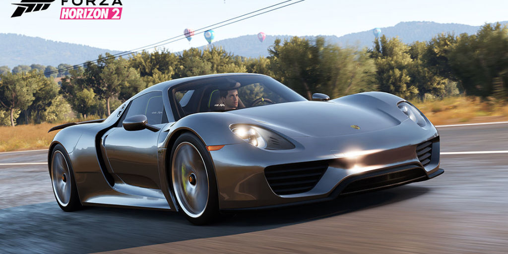 porsche comes to forza horizon 2 with expansion pack. Black Bedroom Furniture Sets. Home Design Ideas