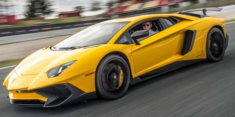 First Drive: 2016 Lamborghini Aventador LP 750-4 SV