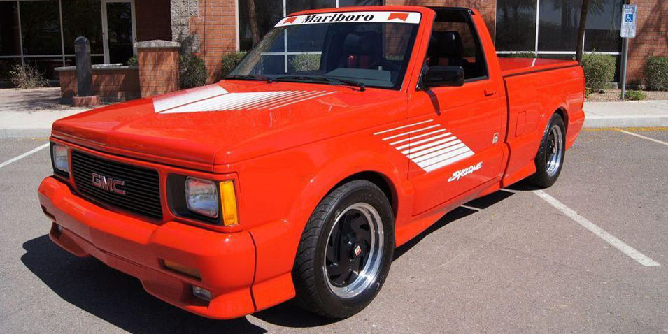 Gmc Syclone Marlboro For Sale