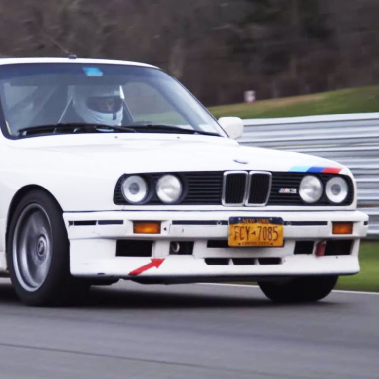 Bmw York Used Cars: E30 BMW M3, 30 Years Later