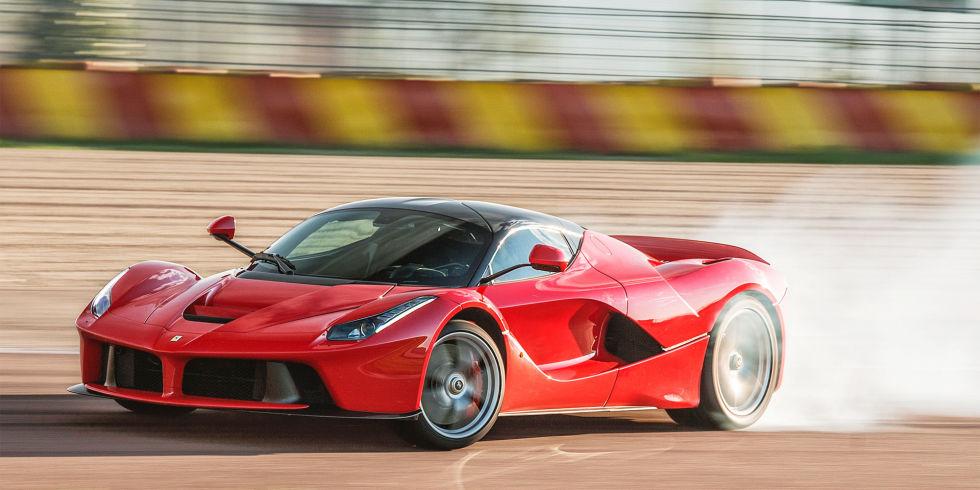 La Ferrari Salno Dermon