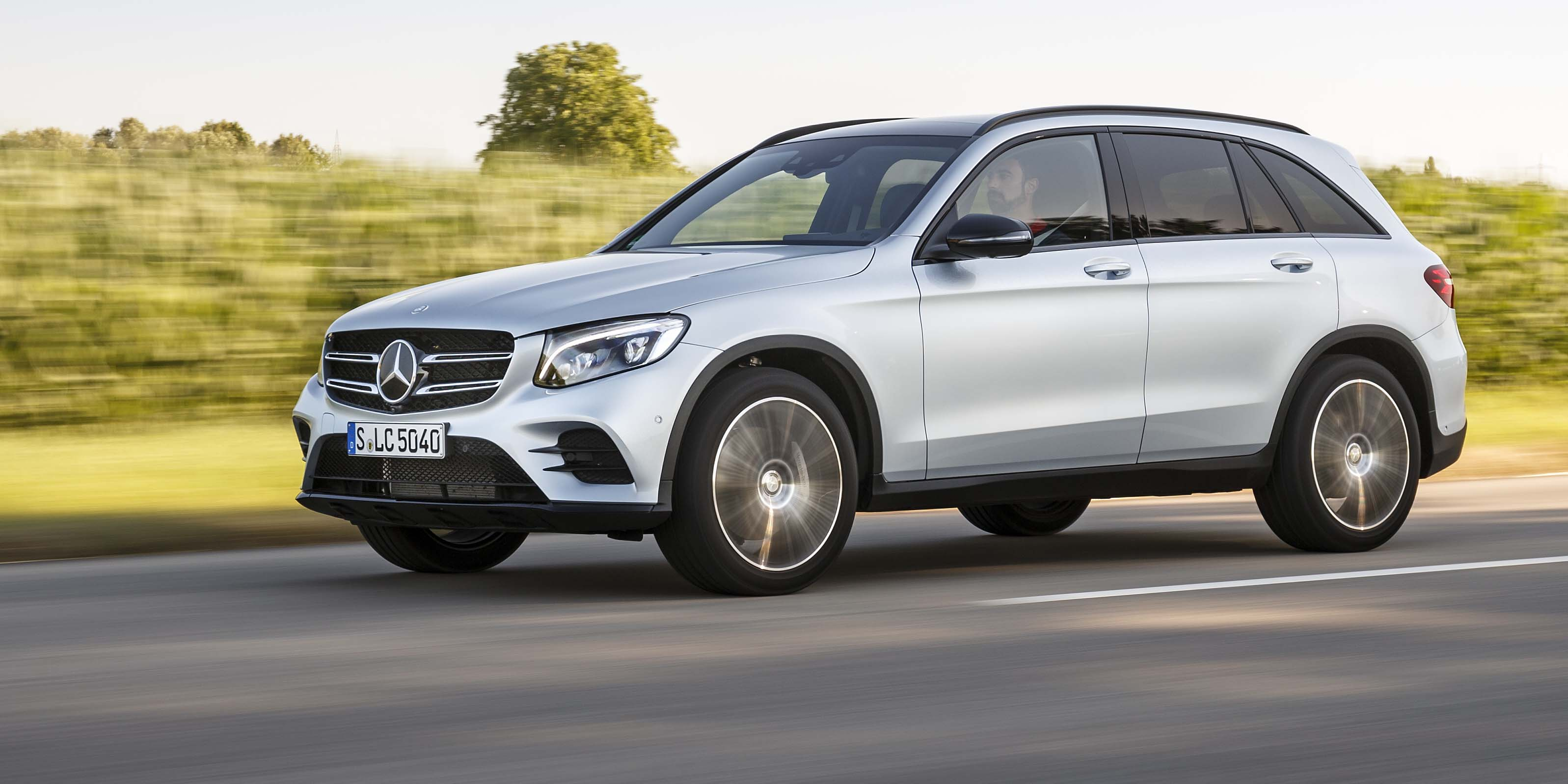first drive 2016 mercedes benz glc is a wagon with a little more. Black Bedroom Furniture Sets. Home Design Ideas