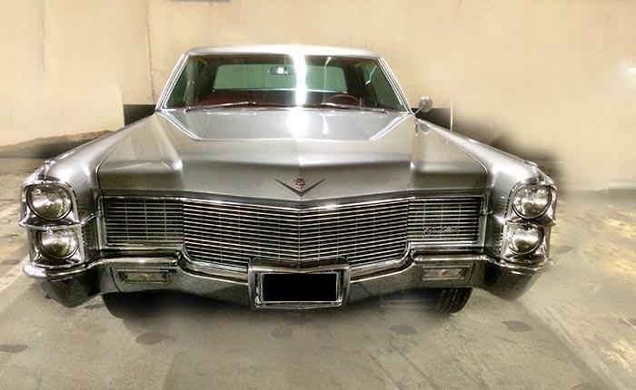 """Don Dr's """"Mad Men"""" Cadillac Is For Sale Right Now 