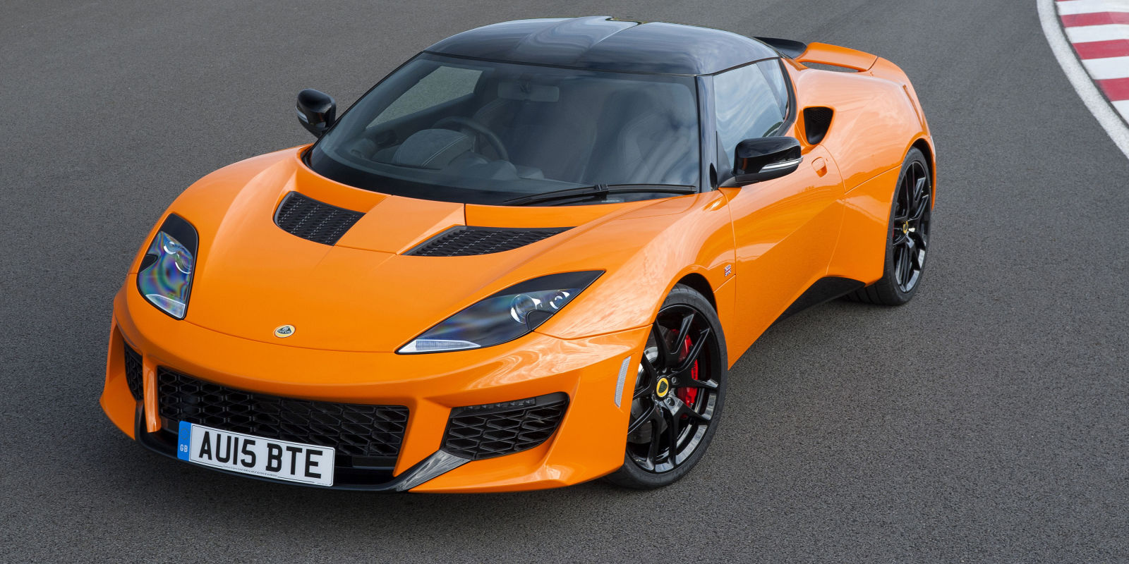 2016 Lotus Evora 400 - First Drive