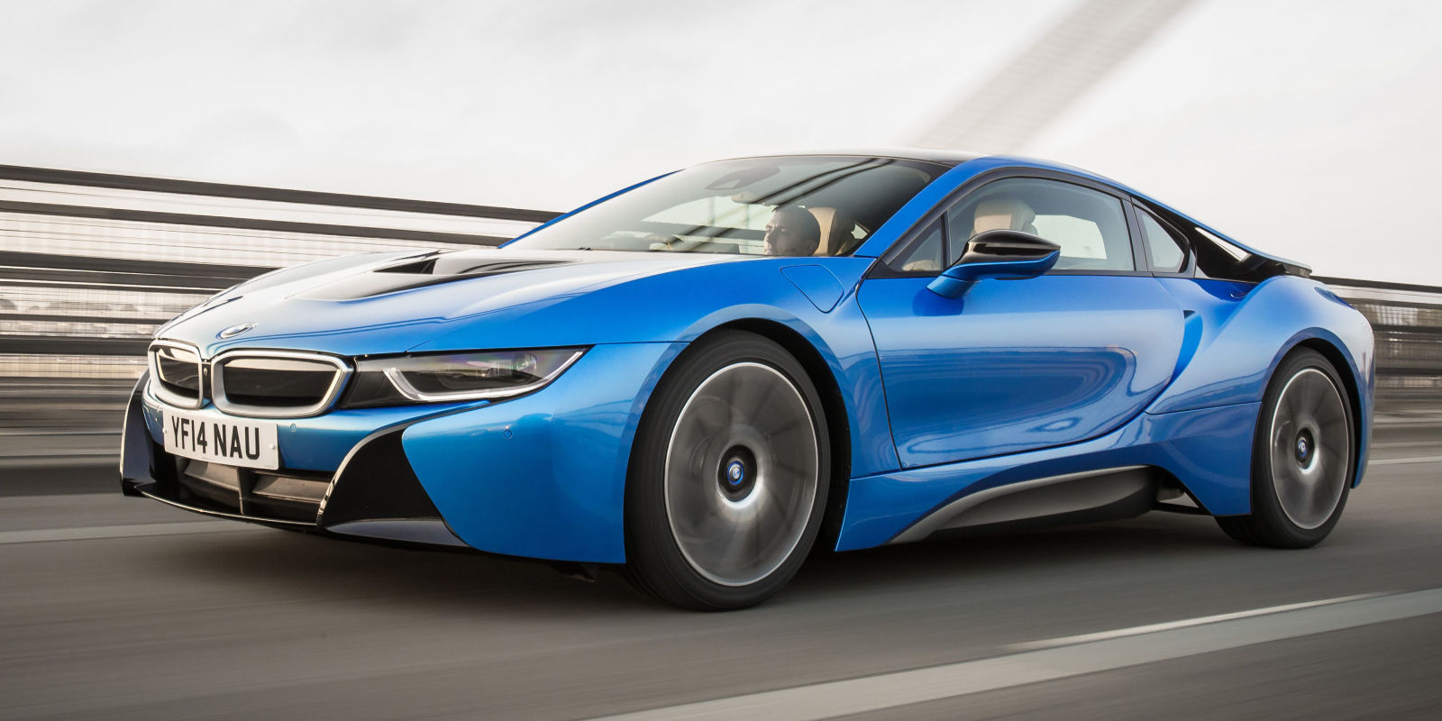 BMW Electric Sports Car With 750HP?