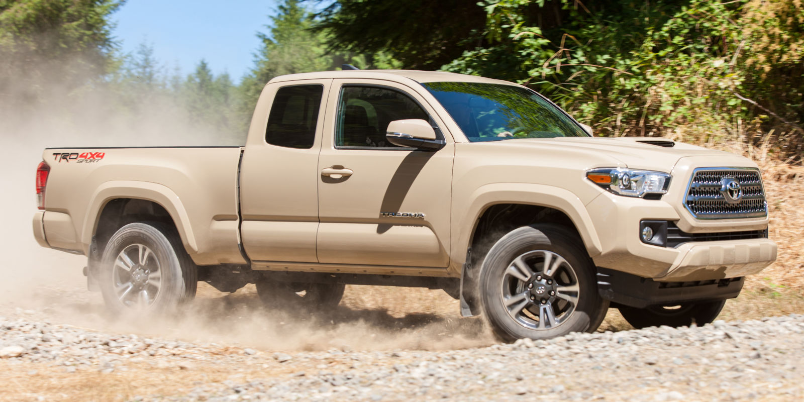 First Drive: 2016 Toyota Tacoma V6 4WD