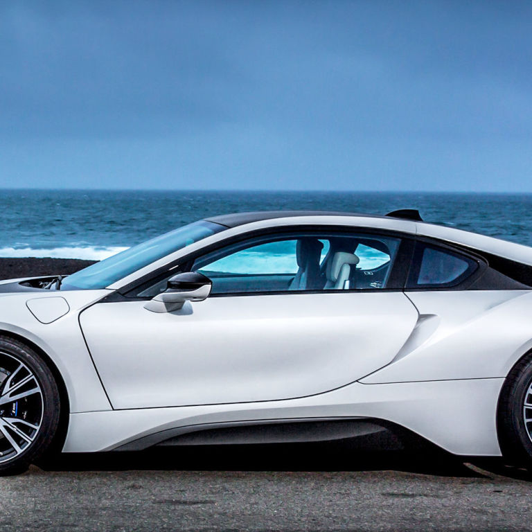 BMW Could Make The I8 Into An All-Electric Supercar