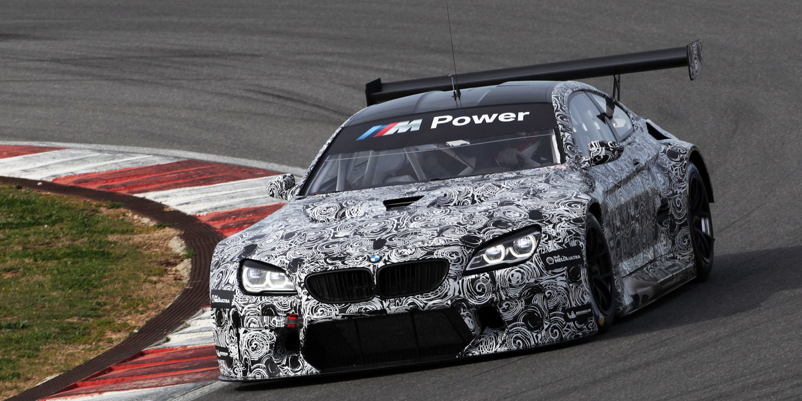 The Bmw M6 Gt3 Can Be Yours For 425 000
