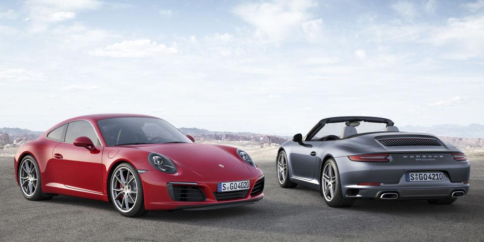 porsche - Sports Cars Of The Future