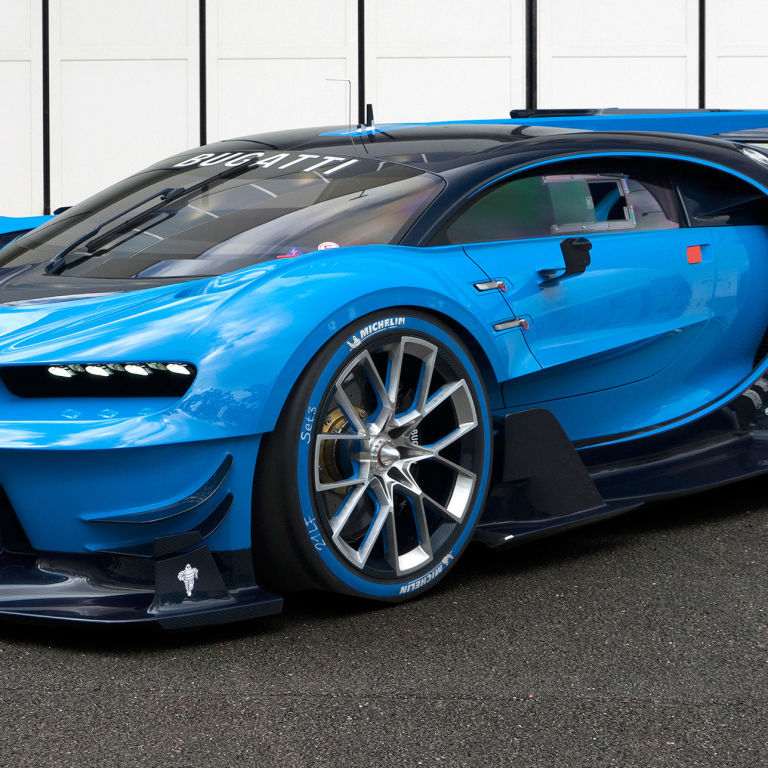 2016 Geneva Motor Show Bugatti Chiron First Look: The Bugatti Chiron 1500 Horsepower And A Limited Top Speed