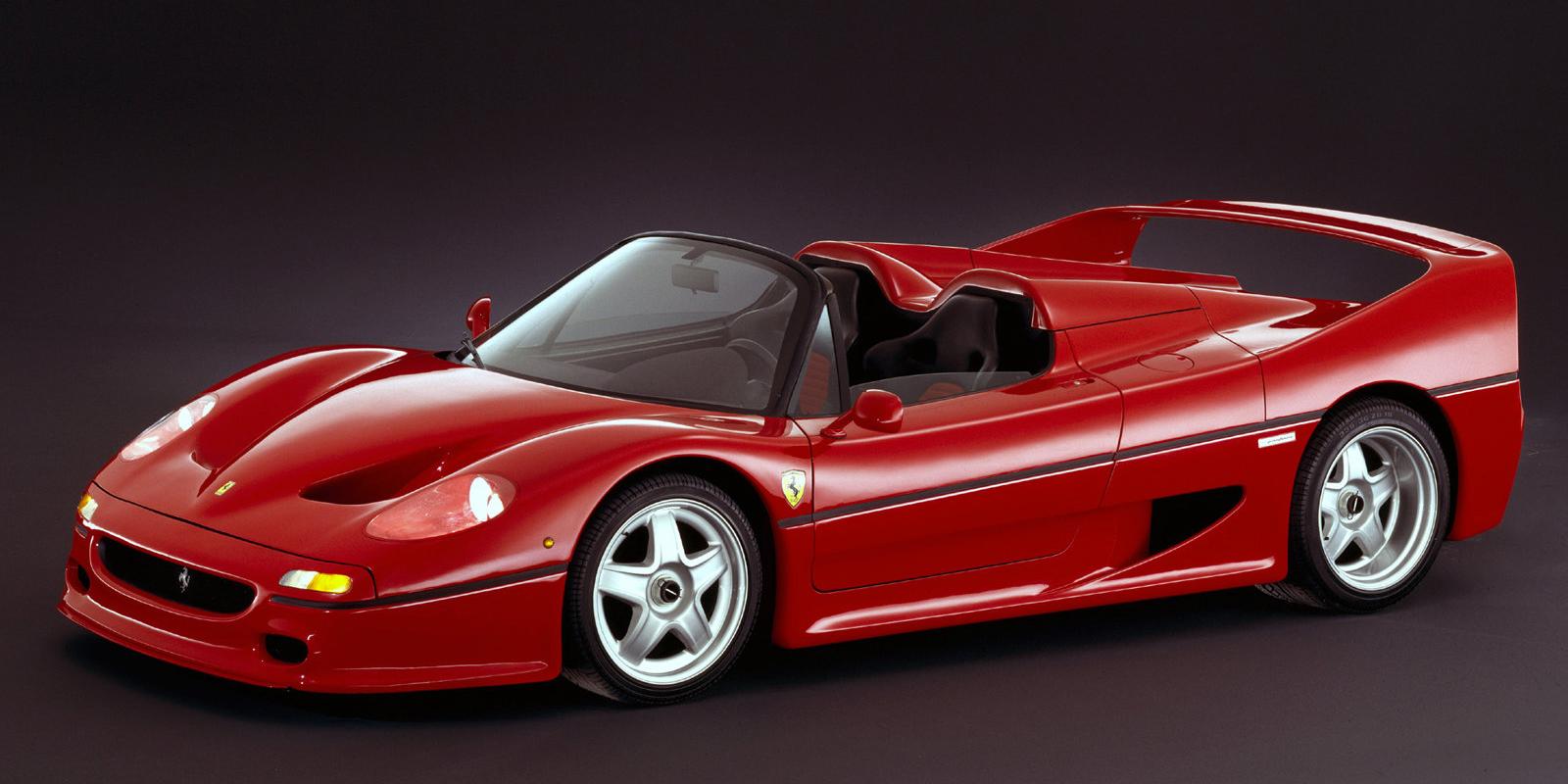 Coolest 90s Supercars