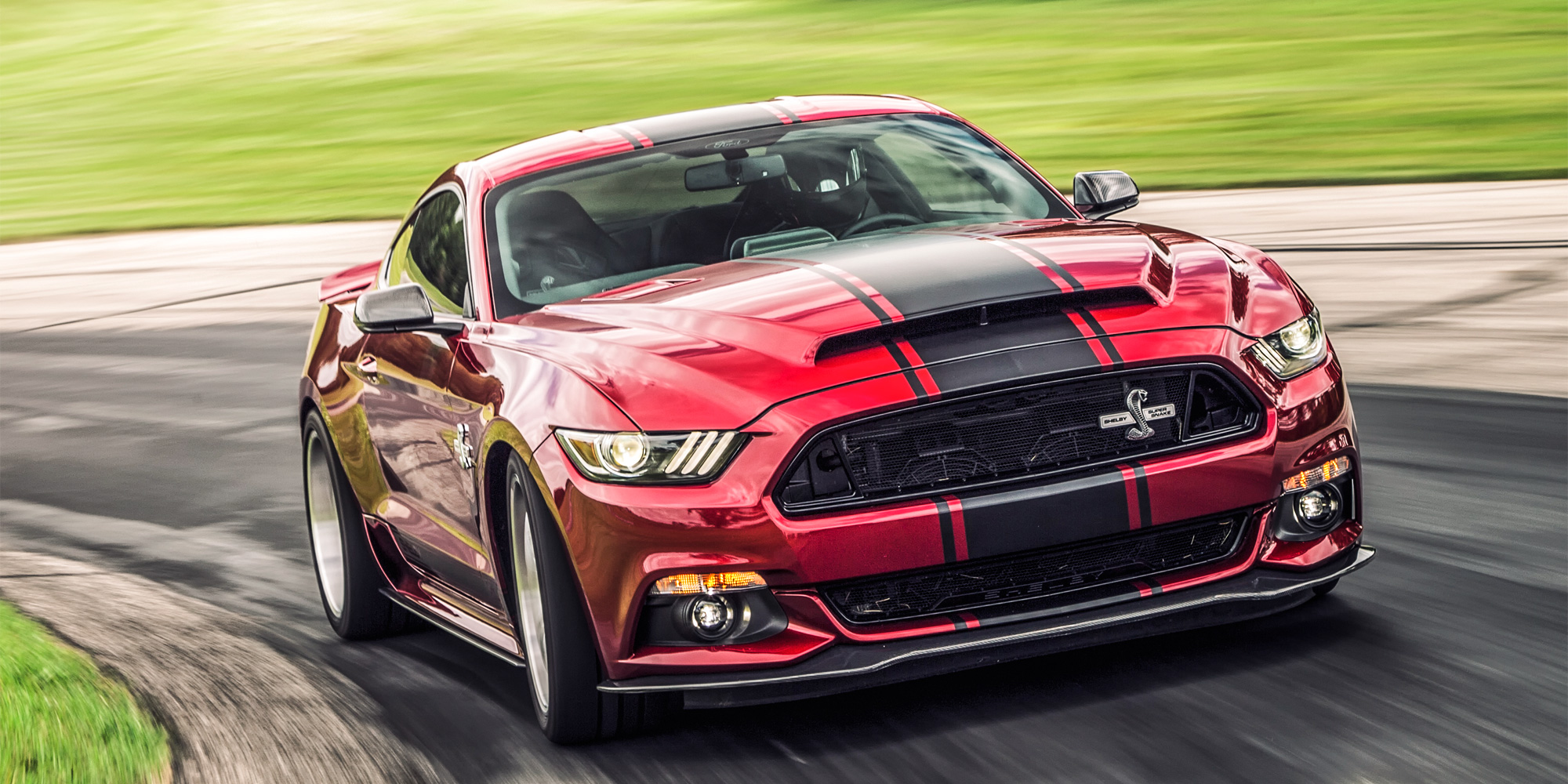 2016 Ford Mustang Shelby Gt350r Gt500 Super Snake