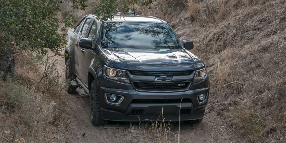 2016 Chevrolet Colorado - 2.8L Duramax Diesel - Coming ...