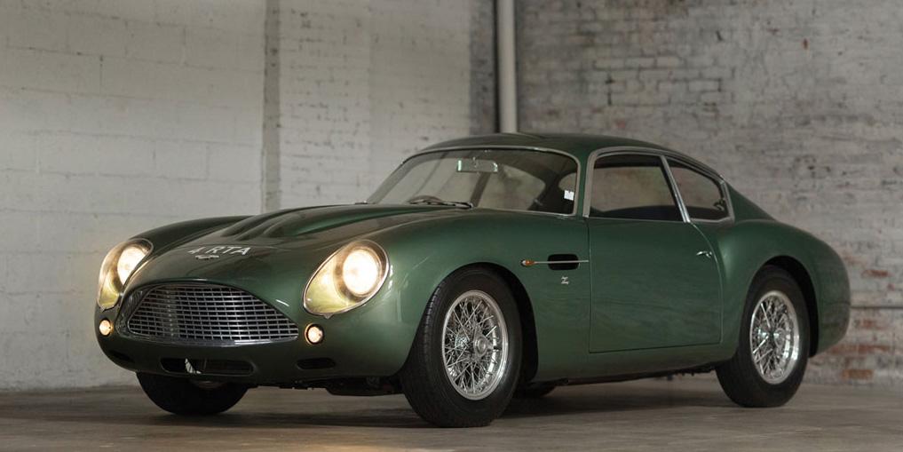 Permalink to Classic Car Win Aston Martin