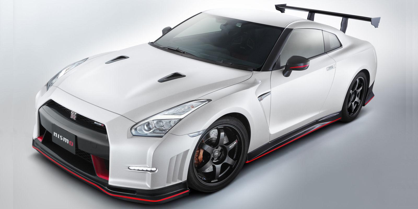 Nissan GT-R Nismo Nurburgring Aero Kit