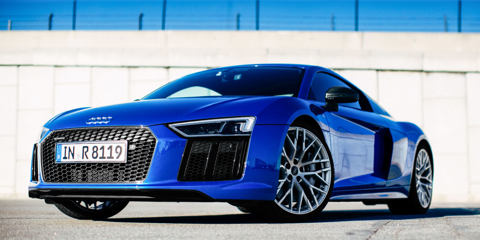 Audi Could Be Planning A V6 Powered R8 For 2018
