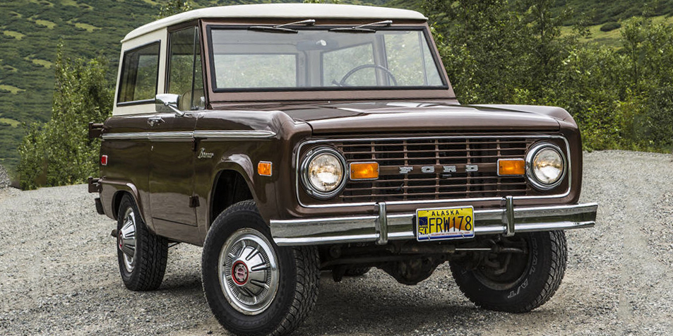 Ford usa bronco, les photos