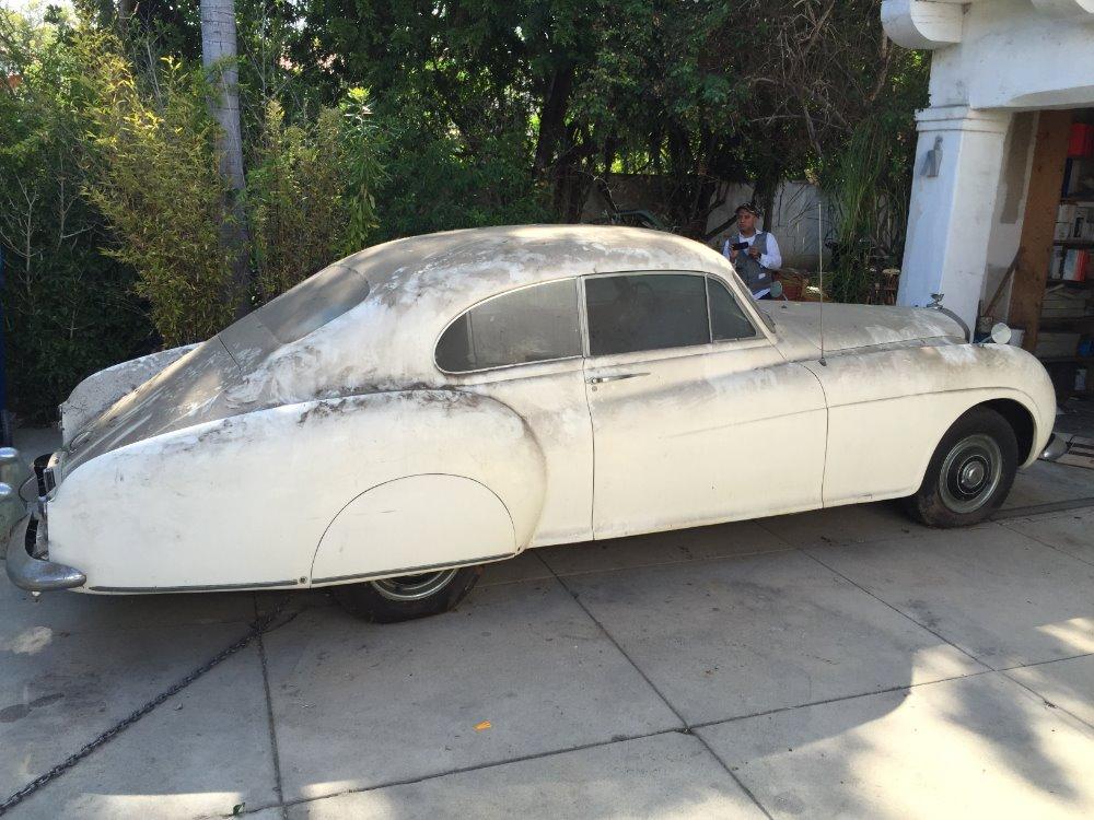 Bentle R-type 1953