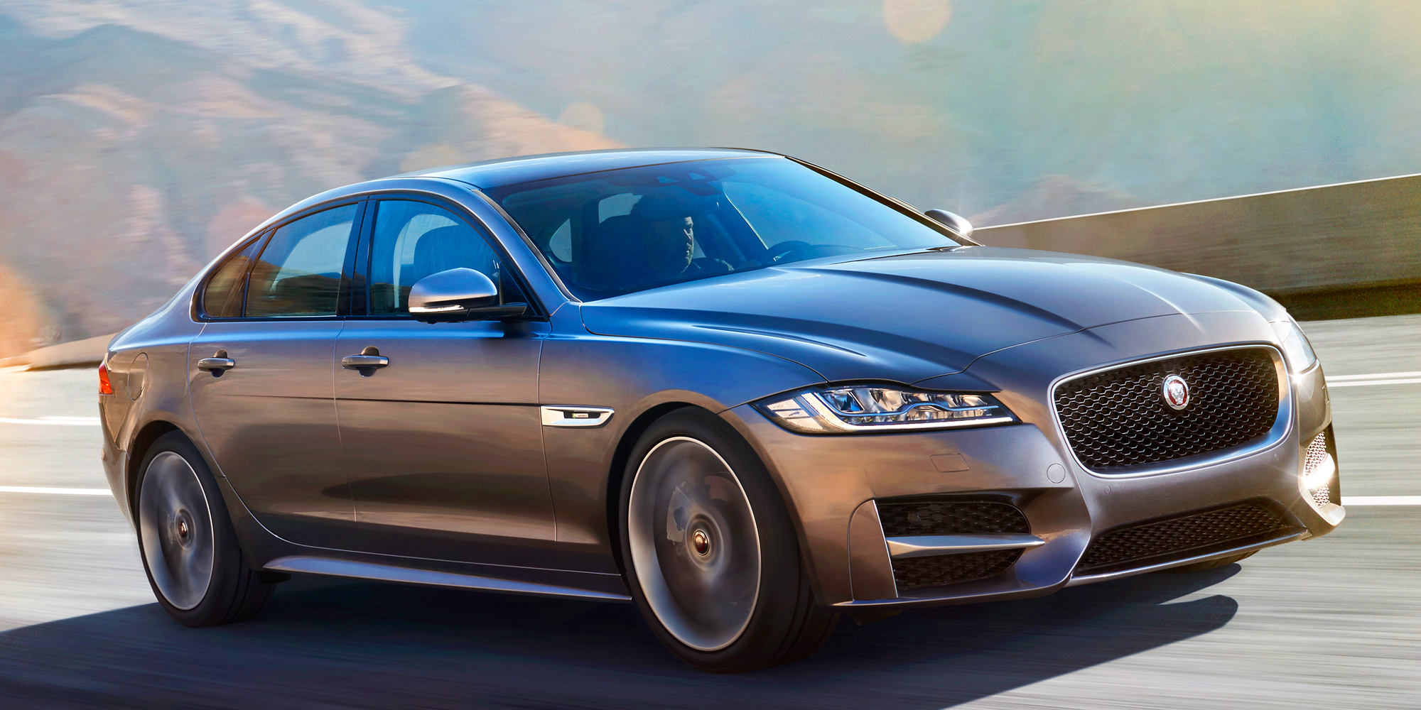2016 Jaguar XF S - First Drive - Road & Track