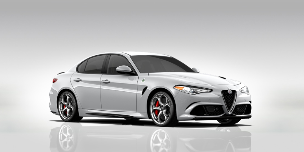 2017 Alfa Romeo Giulia Tigerdroppings Com