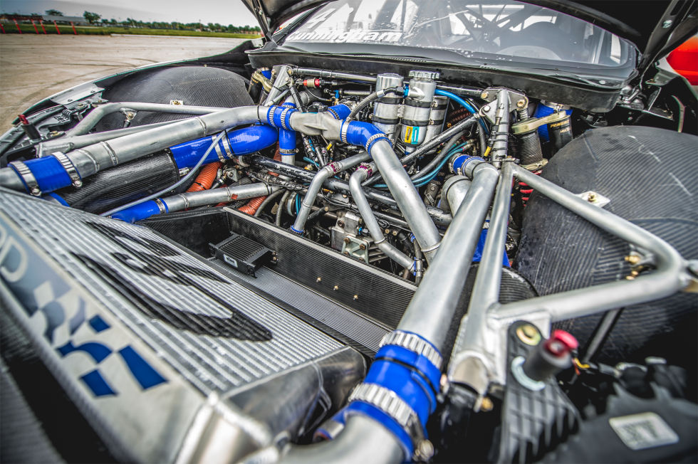 Leith Acura - This Acura TLX-GT Race Car Has the Guts to Brawl ...