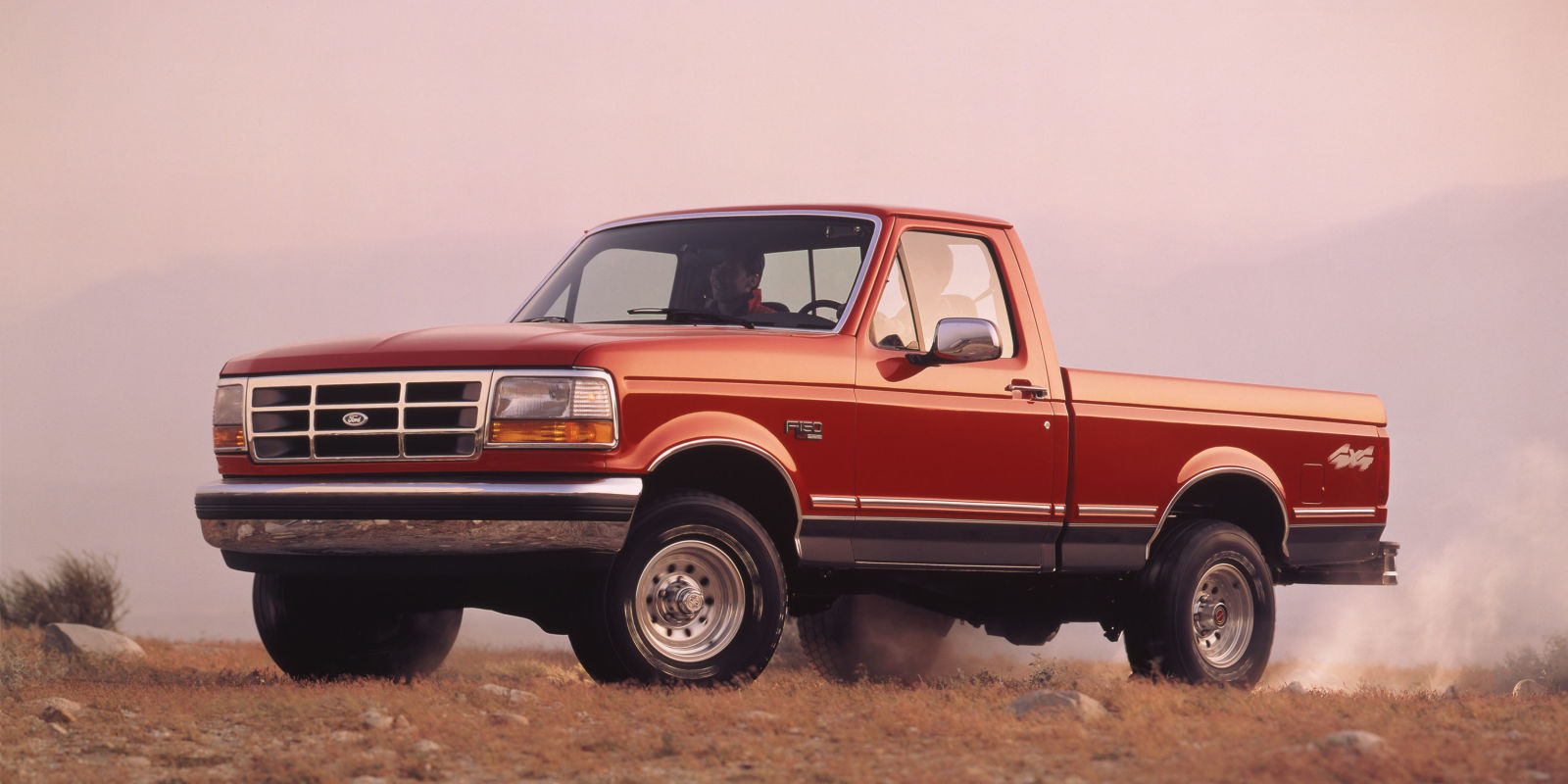 Old Ford Trucks : The long haul tips to help your truck run well into