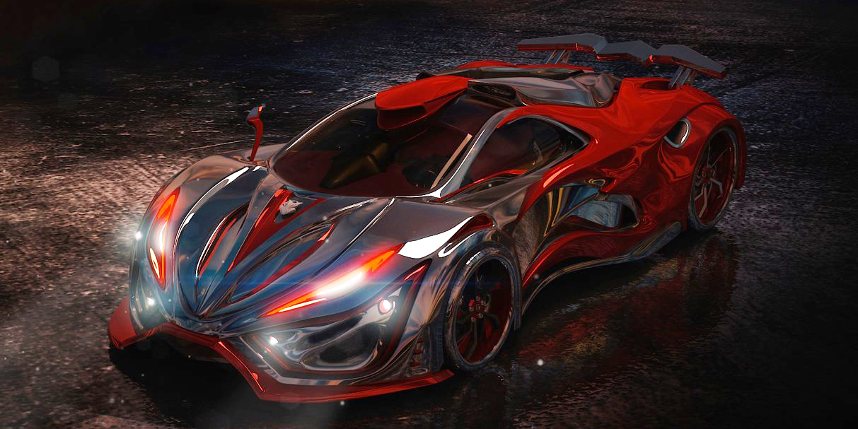 Inferno Exotic Car First Look