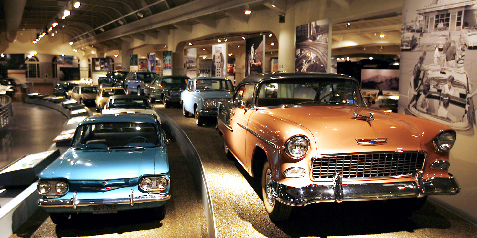 Pay Roadandtrack Com >> Ten Automotive Museums to Visit On Your Vacation