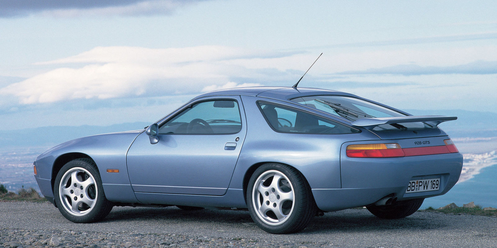 The 1993 Porsche 928 Gts Was A Glorious Final Act