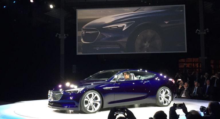Buick Debuts the Avista - Edwards Garage Blog