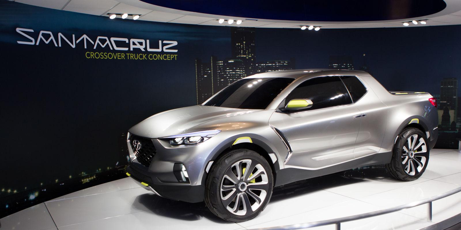 Hyundai Santa Cruz US Production