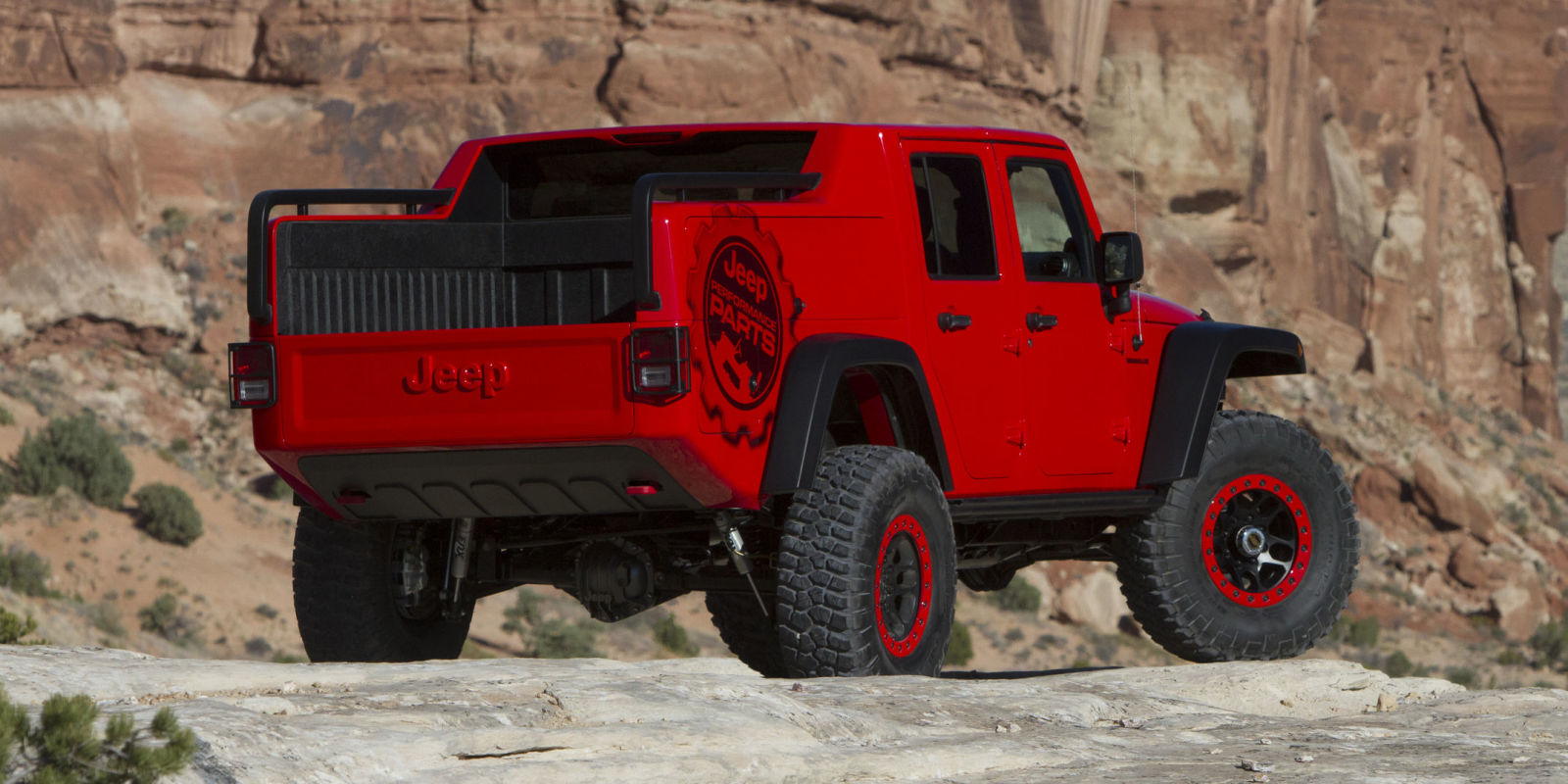 Six Times Jeep Teased Us With A Pickup Truck Concept