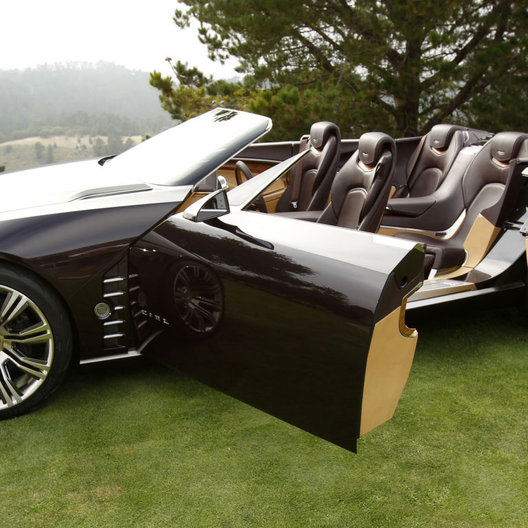 Turnersville Cadillac: Will We Ever See A Production Four-Door Convertible Again?