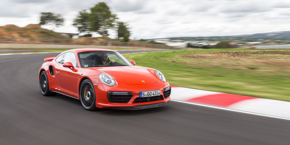 theres almost nothing the 2017 porsche 911 turbo s cant do - Porsche 911 Turbo S