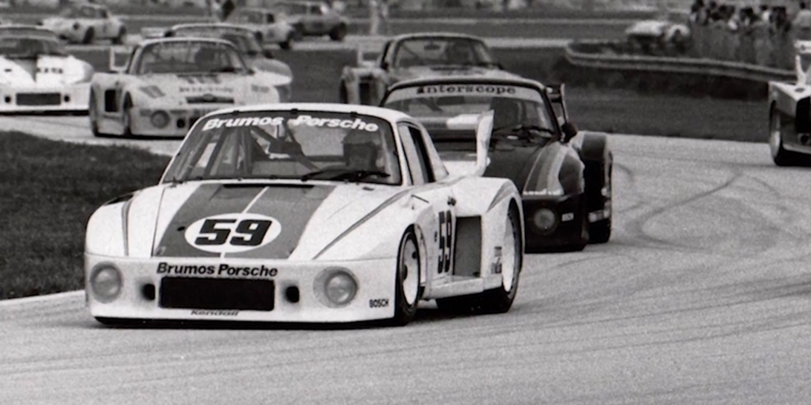 Help fund a documentary on brumos racing peter gregg and for Brumos mercedes benz