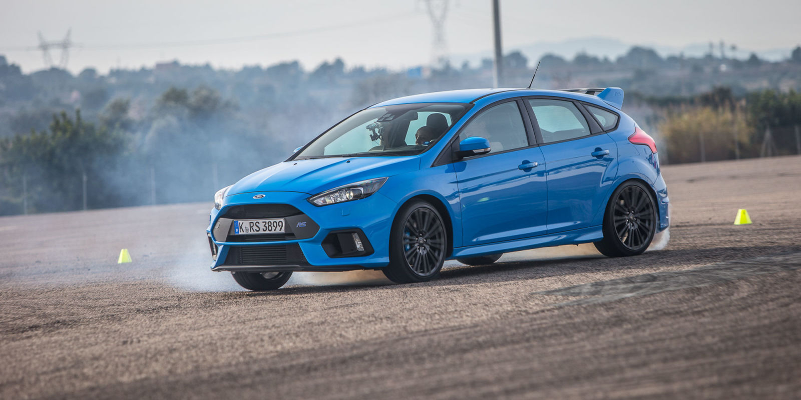 what tuners need to know about the 2017 ford focus rs road track. Black Bedroom Furniture Sets. Home Design Ideas