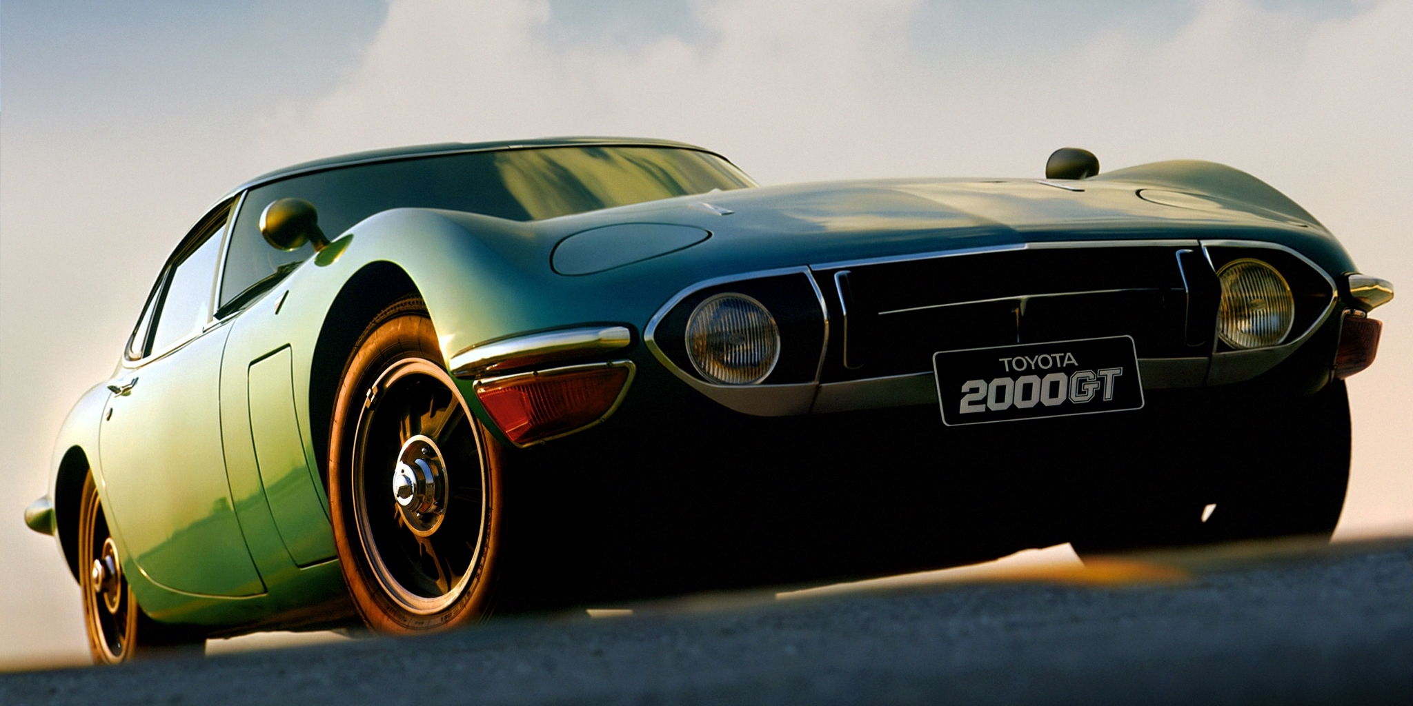 The 2000gt Proved Toyota Could Build A World Class Sports Car