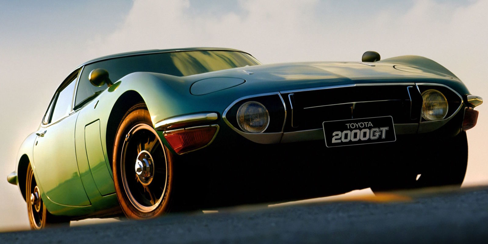 the 2000gt proved toyota could build a world class sports car. Black Bedroom Furniture Sets. Home Design Ideas