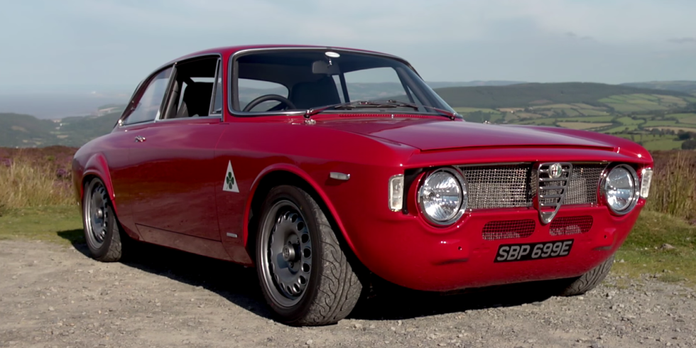 modified giulia sprint is a beautiful classic alfa romeo alfa romeo giulia forum. Black Bedroom Furniture Sets. Home Design Ideas