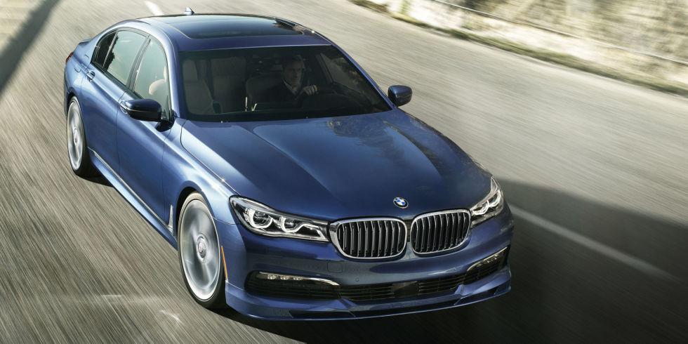 Actu Bmw SERIE 7 G11/G12  BMW Alpina B7: la M7, c'est elle  Autodeclics