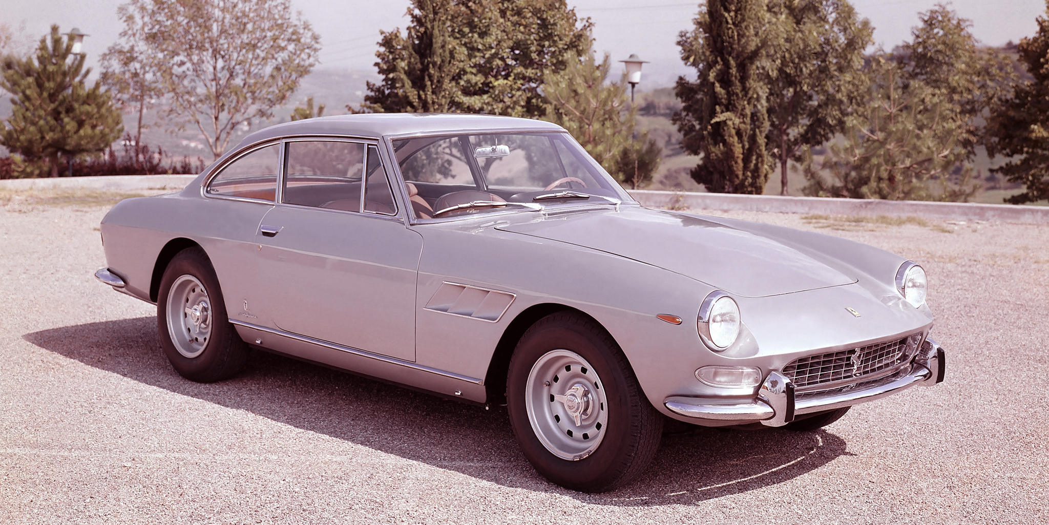 Ferrari Driving School New York >> A Brief History of the Four-Seat Ferrari