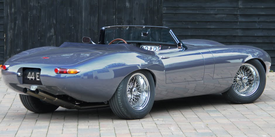 Eagle Spyder Gt Is The Most Beautiful Jaguar E Type Restomod Yet