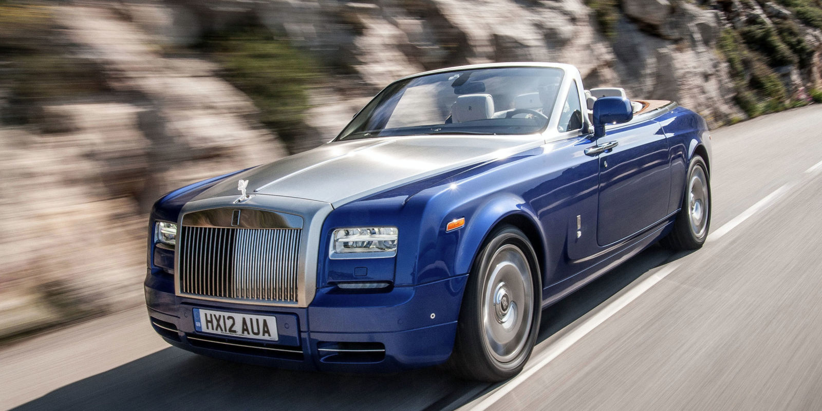 rolls royce ending phantom drophead and coupe production road track. Black Bedroom Furniture Sets. Home Design Ideas