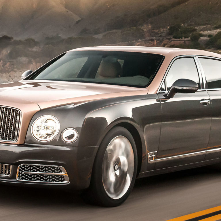 Bentley Mulsanne: The New Bentley Mulsanne Extended Wheelbase Is 9.8 Inches