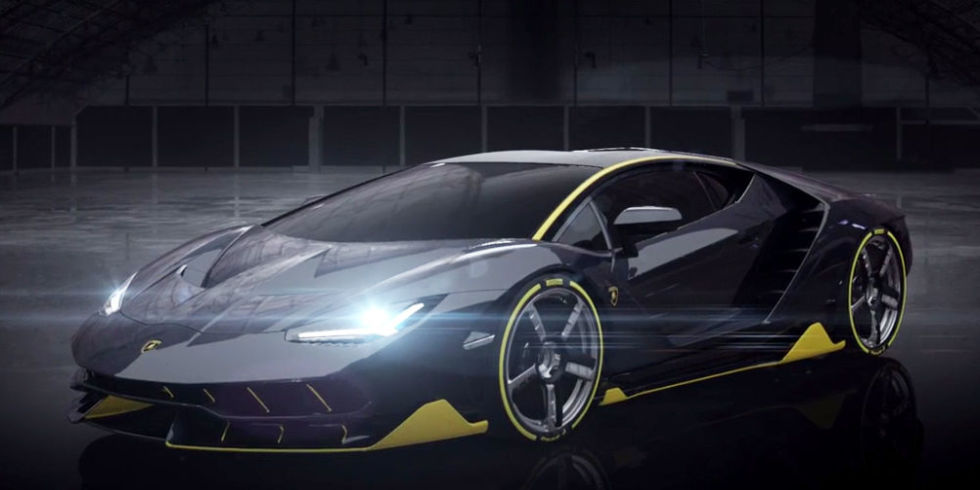 This Is The Centenario, Lamborghini's Next Ultra-Limited-Edition Hypercar