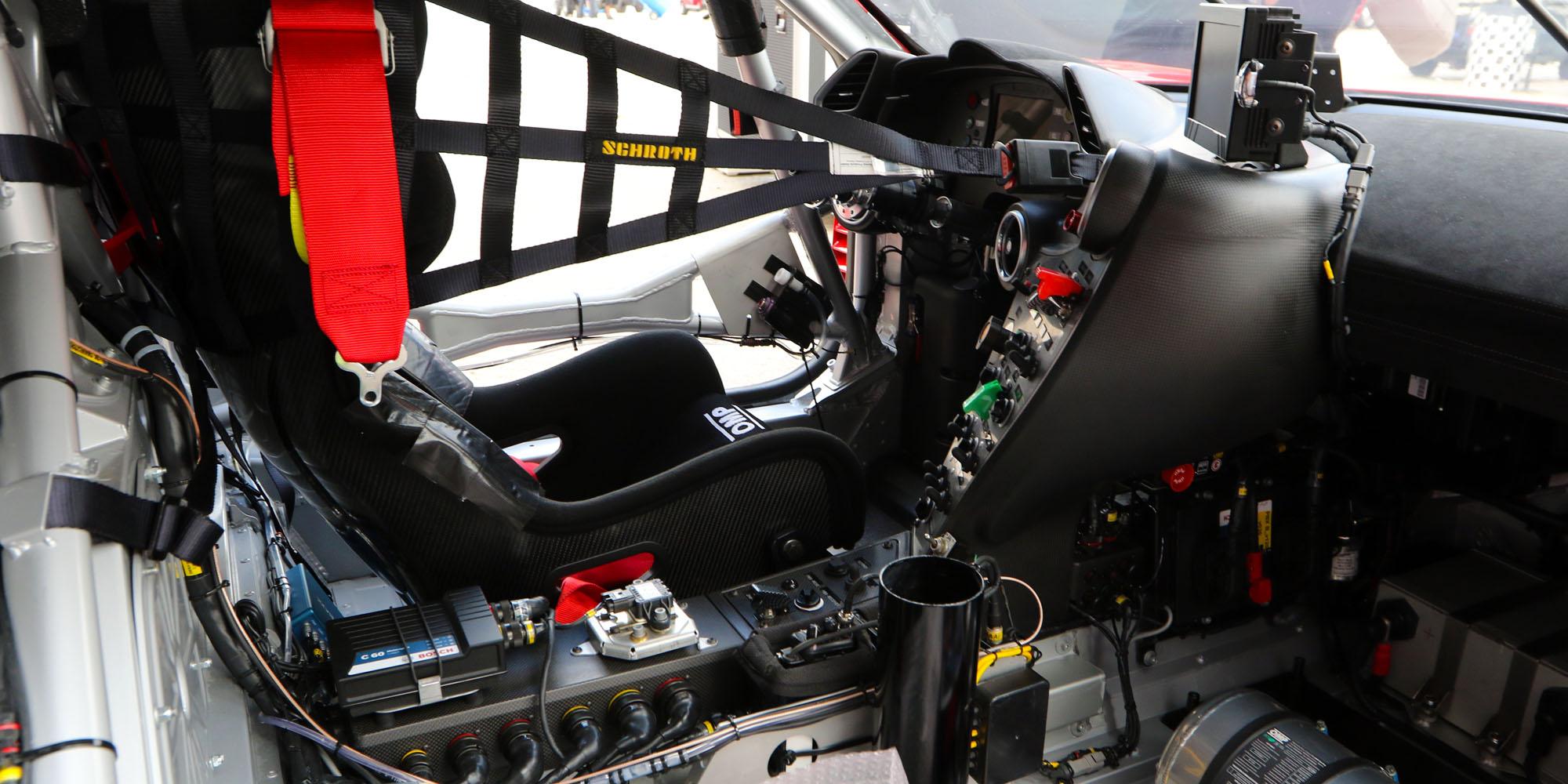 Dive Under The Skin Of The Ferrari 488 Gte