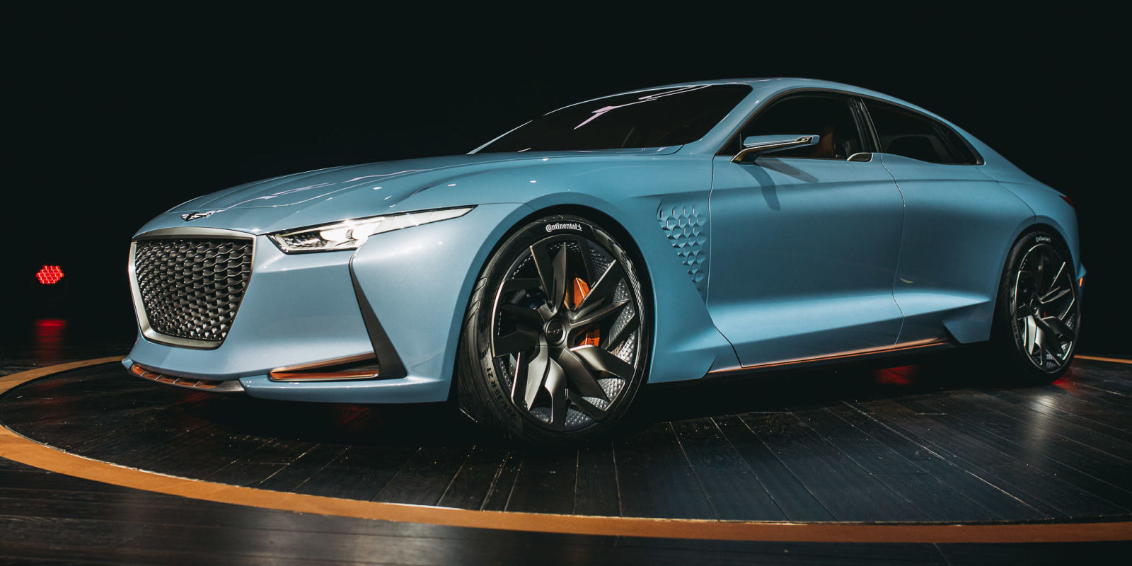 Luxury Vehicle: This Genesis New York Concept Is A Sleek Glimpse At